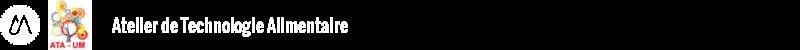 Atelier de Technologie Alimentaire Logo